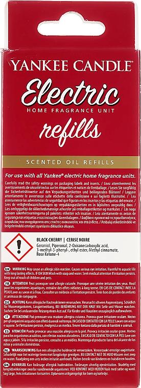 """Пълнител за електрически ароматизатор """"Black Cherry"""" - Yankee Candle — снимка N3"""