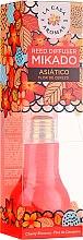 "Парфюми, Парфюмерия, козметика Арома дифузер ""Вишнев цвят"" - La Casa de Los Aromas Mikado Reed Diffuser"