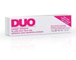 Парфюмерия и Козметика Лепило за мигли - Duo Dark Eye Lash Adhesive