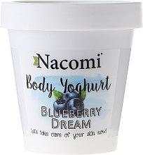 """Парфюмерия и Козметика Йогурт за тяло """"Боровинка"""" - Nacomi Body Yogurt Blueberry Dream"""