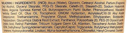 Крем серум за ръце и нокти - Eveline Cosmetics Spa Professional Argan&Vanilla — снимка N2