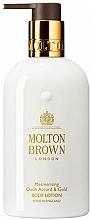 Парфюмерия и Козметика Molton Brown Mesmerising Oudh Accord & Gold - Лосион за ръце