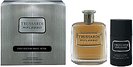 Парфюмерия и Козметика Trussardi Riflesso - Комплект (тоал. вода/100ml + део/75g)