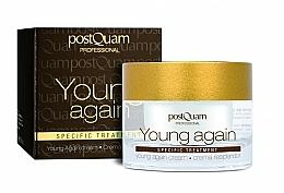 Парфюмерия и Козметика Подмладяващ крем за лице и деколте - PostQuam Young Again Cream