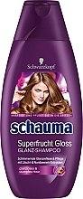 Парфюми, Парфюмерия, козметика Шампоан за коса - Schauma Superfrucht Gloss