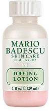 Парфюмерия и Козметика Лосион за лице за проблемна кожа - Mario Badescu Drying Lotion Plastic Bottle
