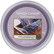 Парфюми, Парфюмерия, козметика Ароматен восък - Yankee Candle Dried Lavender & Oak Scenterpiece Melt Cup