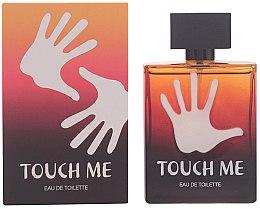Парфюми, Парфюмерия, козметика Concept V Design Touch Me - Тоалетна вода
