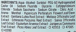 Антибактериална вода за уста - Denivit Whitening Expert Complete 7 Mouthwash — снимка N3