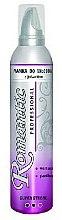 Парфюми, Парфюмерия, козметика Пяна за коса, силна фиксация - Romantic Professional Styling Mousse Super Strong