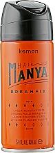 Парфюмерия и Козметика Лак за коса със силна фиксация, аромат на манго - Kemon Hair Manya Dreamfix