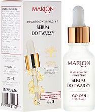 Парфюмерия и Козметика Серум за лице, шия и деколте - Marion Golden Skin Care