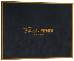 Парфюми, Парфюмерия, козметика Fendi Fan di Fendi Pour Homme - Комплект ( edt 100ml + s/g 100ml)