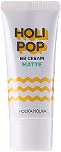 Парфюмерия и Козметика Матиращ BB-крем - Holika Holika Holi Pop BB Cream