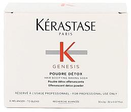 Парфюмерия и Козметика Детокс пудра за дълбоко почистване на скалп и уплътняване на косата - Kerastase Genesis Poudre Detox