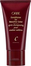 Парфюмерия и Козметика Балсам за боядисана коса (mini) - Oribe Conditioner For Beautiful Color