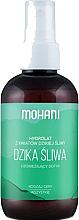 Парфюмерия и Козметика Хидролат от дива слива - Mohani Natural Spa Plum Hydrolate