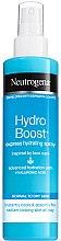 Парфюмерия и Козметика Хидратиращ спрей за тяло - Neutrogena Hydro Boost Express Hydrating Spray