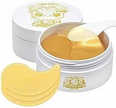 Парфюмерия и Козметика Подмладяващи хидрогелни пачове за очи със злато и хиалуронова киселина - Elizavecca Gold Hyaluronic Acid Eye Patch
