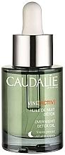 Парфюмерия и Козметика Нощно детоксикиращо масло - Caudalie VineActiv Overnight Detox Oil
