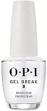 Парфюмерия и Козметика Топ лак за нокти - O.P.I Gel Break Protector Top Coat