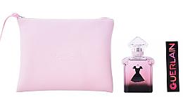 Парфюми, Парфюмерия, козметика Guerlain La Petite Robe Noire - Комплект (edt/50ml + l/stick/061 + bag)