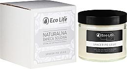 """Парфюмерия и Козметика Аромтна свещ """"Разходка в гората"""" - Eco Life Candles"""