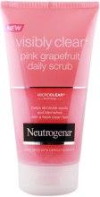 Парфюми, Парфюмерия, козметика Скраб за лице - Neutrogena Visibly Clear Pink Grapefruit Daily Scrub