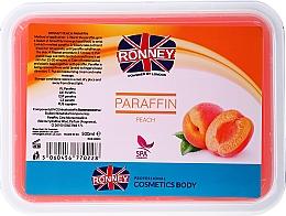 """Парфюмерия и Козметика Парафин """"Праскова"""" - Ronney Paraffin Peach"""