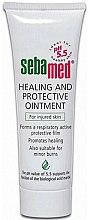 Парфюми, Парфюмерия, козметика Крем за лице - Sebamed Healing And Protective Ointment