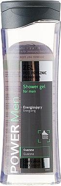 Душ гел - Joanna Power Man Shower Gel — снимка N1