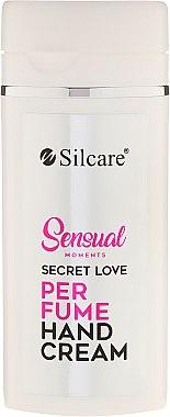 Крем за ръце - Silcare Sensual Moments Secret Love — снимка N3
