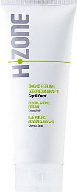 Регулиращ пилинг за мазна коса - H.Zone Bagno Peeling Seboriequilibrante — снимка N1