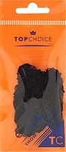 Парфюмерия и Козметика Черна мрежа за коса 3073 - Top Choice