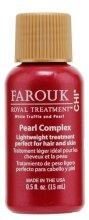 Парфюмерия и Козметика Продукт за грижа за косата и скалпа - CHI Farouk Royal Treatment by CHI Pearl Complex (мини)