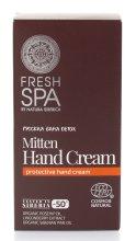 Парфюми, Парфюмерия, козметика Крем за ръце - Natura Siberica Fresh Spa Russkaja Bania Detox Mitten Hand Cream