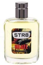 Парфюми, Парфюмерия, козметика STR8 Rebel - Лосион след бръснене