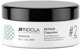 Парфюми, Парфюмерия, козметика Възстановяващи капсули за коса - Indola Repair Capsules