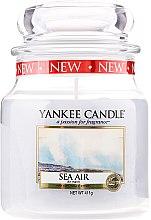 Парфюми, Парфюмерия, козметика Свещ в стъклено бурканче - Yankee Candle Sea Air