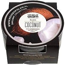 Парфюми, Парфюмерия, козметика Ароматна свещ - House of Glam Black Coconut Candle (мини)