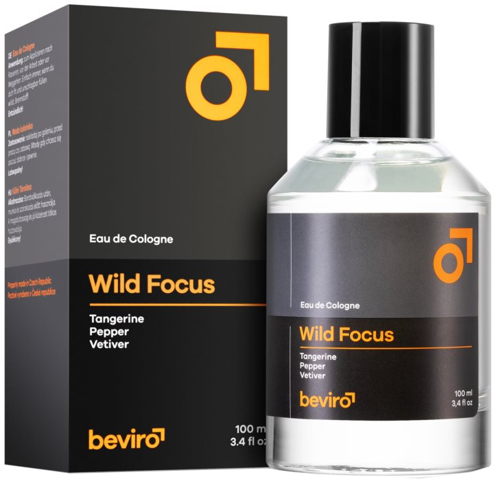 Be-Viro Wild Focus - Одеколон — снимка N1