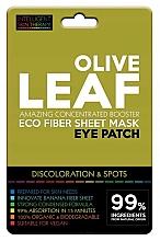Парфюмерия и Козметика Пачове за очи срещу тъмни кръгове - Beauty Face IST Dark Circles & Spots Eye Patch Olive Leaf