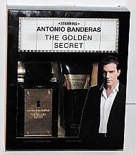 Парфюми, Парфюмерия, козметика Antonio Banderas The Golden Secret - Комплект (edt/100ml + ash/balm/75ml)