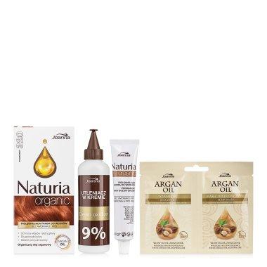 Боя за коса без амоняк - Joanna Hair Color Naturia Organic