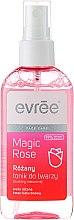 Парфюми, Парфюмерия, козметика Розов тоник за лице - Evree Magic Rose Facial Toner