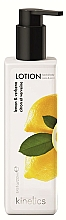 Парфюмерия и Козметика Лосион за ръце и тяло с лимон и върбинка - Kinetics Lemon & Verbena Lotion