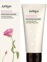 Парфюмерия и Козметика Дълбоко хидратираща маска за лице - Jurlique Rose Moisture Plus Moisturising Cream Mask
