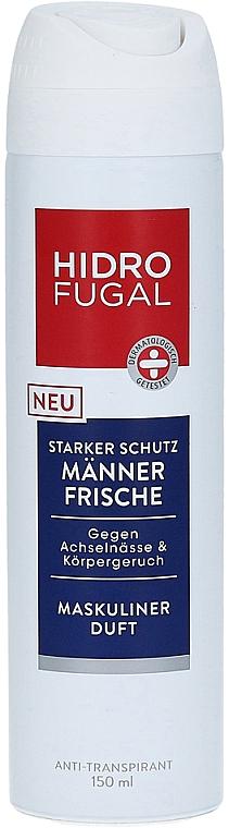 Спрей дезодорант за мъже - Hidrofugal Men Fresh Spray