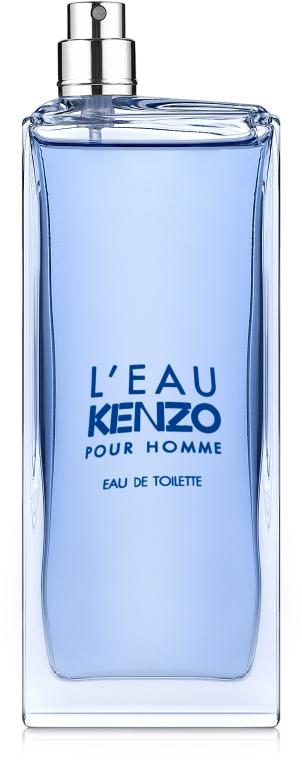 Kenzo L'Eau par Kenzo Pour Homme - Тоалетна вода (тестер без капачка)  — снимка N1