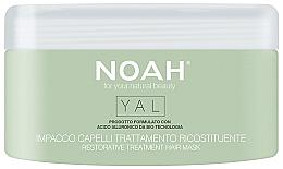 Парфюмерия и Козметика Възстановяваща лечебна маска за коса с хиалуронова киселина - Noah